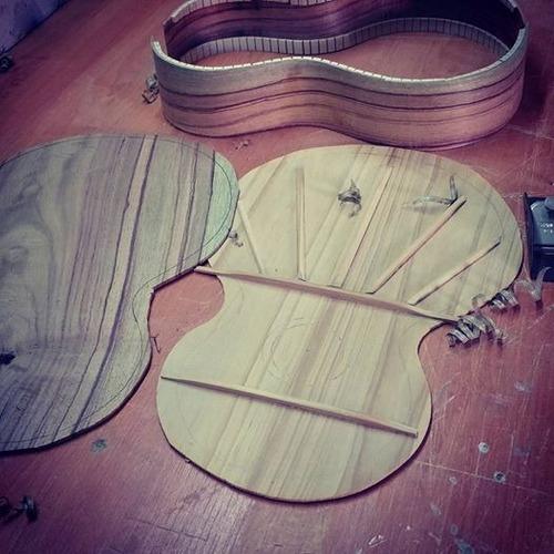 reparación de instrumentos de cuerda luthier zona oeste