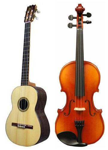 reparacion de instrumentos musicales