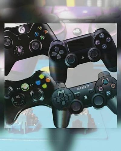 reparación de joystick play ps5 ps4 ps3 swicht