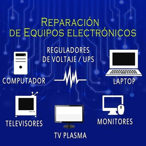 reparacion de laptop ,pc, modem, router y wifi