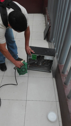 reparación de laptops y computadoras a domicilio
