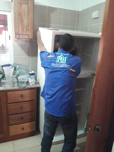 reparación  de lavadora secadora y nevera en santo domingo