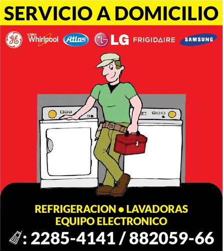 reparacion de lavadoras automáticas,refrigeradoras 22854141