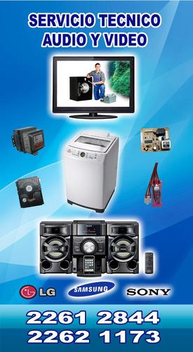 reparación de lavadoras y refrigeradoras frigidaire,lg,samsu