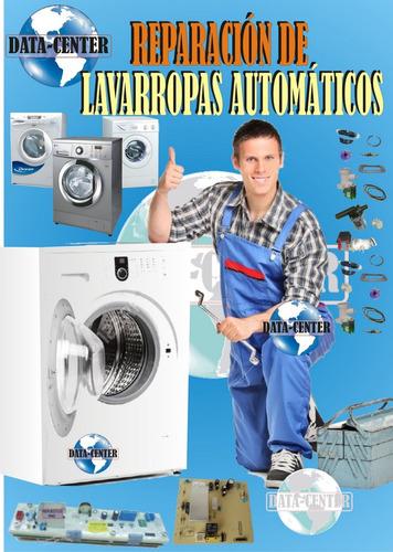 reparación de lavarropas automáticos