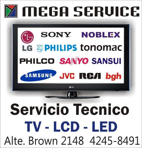 reparacion de lcd - led - tv  en lomas de zamora