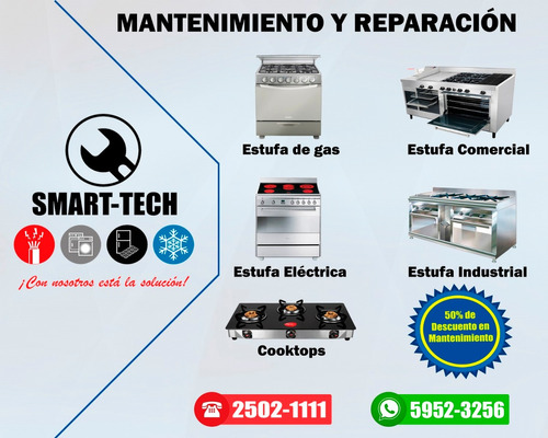 reparación de línea blanca / taller de servicio técnico
