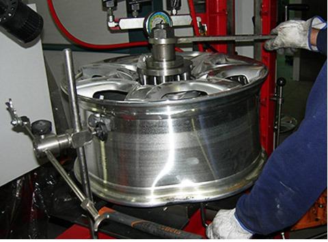 reparación de llantas aluminio y chapa