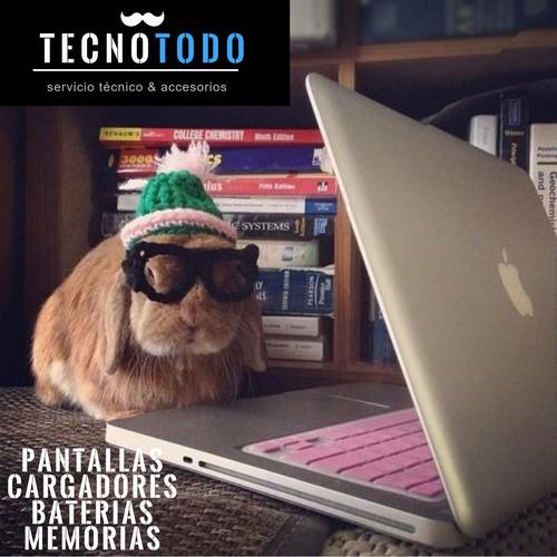 reparación de mac, laptop, imac, tablet servicio integral