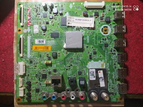reparación de main board lg 42la660t y 42la6600