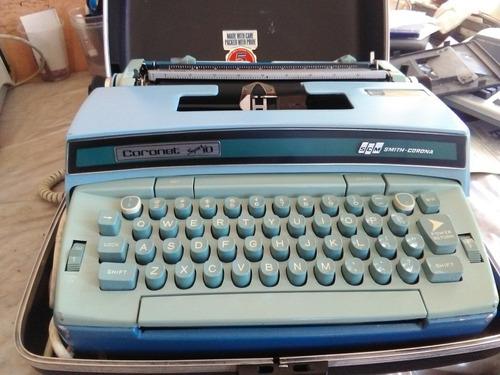 reparacion de maquina de escribir