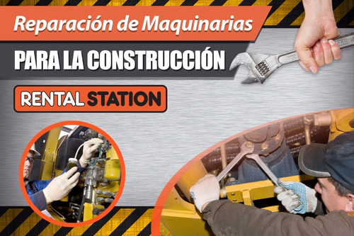 reparacion de maquinaria de la construccion