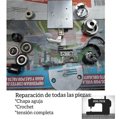 reparación de máquinas para coser