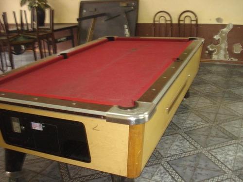 reparacion de mesas de pool