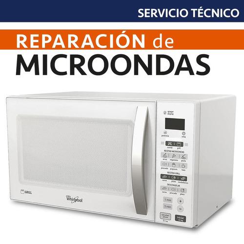 reparacion de microondas