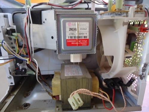 reparación de microondas televisor led,lcd,conv a domicilio