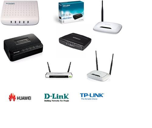 reparacion de modem,router cargadores de laptos,canaimas