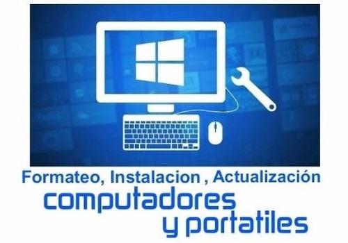 reparacion de modems, computadores y laptops.