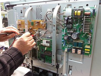 reparacion de monitores en zona norte
