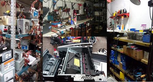 reparacion de monitores y televisores lcd led crt- garantia