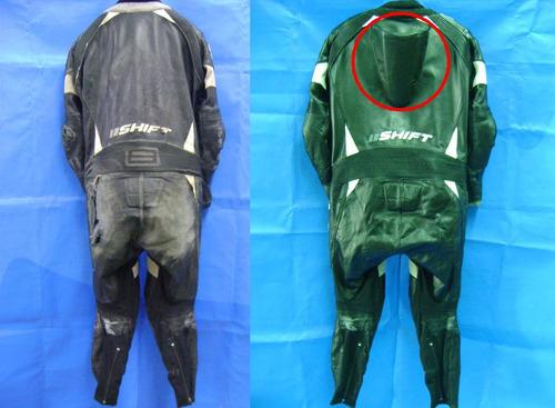 reparación de monos,botas y guantes (alpinestar,dainese,axo)