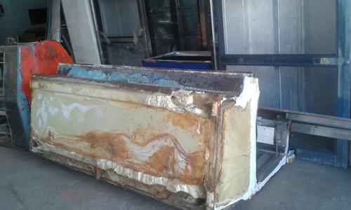 reparación de mostradores cavas vitrinas cocinas enfriadores