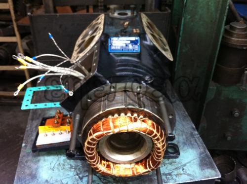 reparación de motocompresores de refrigeración y a.a.