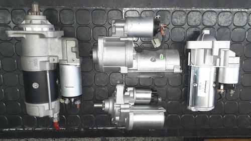 reparacion de motores de arranque