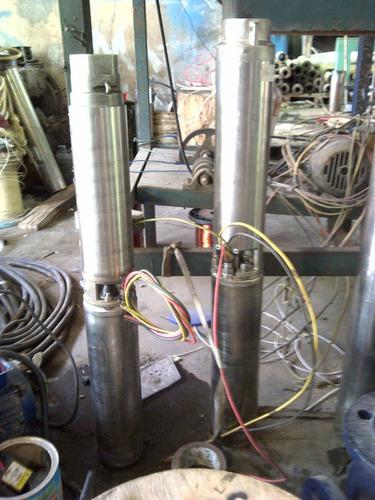 reparación de motores para pozos profundos. franklin