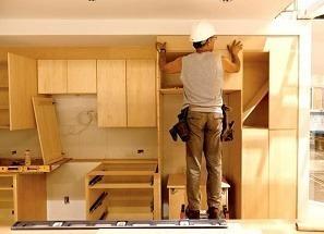 reparación de muebles de melamina closet,reposteros,etc.