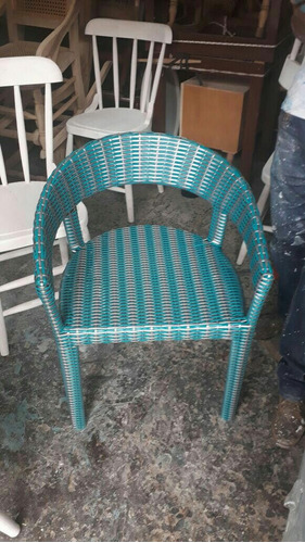 reparación de muebles de rattan cintetico