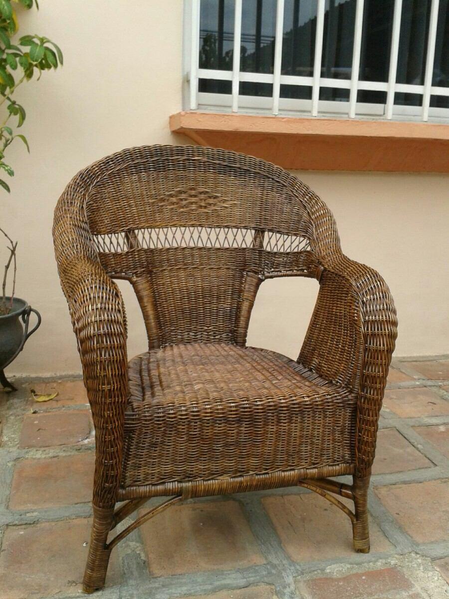 Reparaci n de muebles en rattan y cojines en mercado libre for Muebles rattan