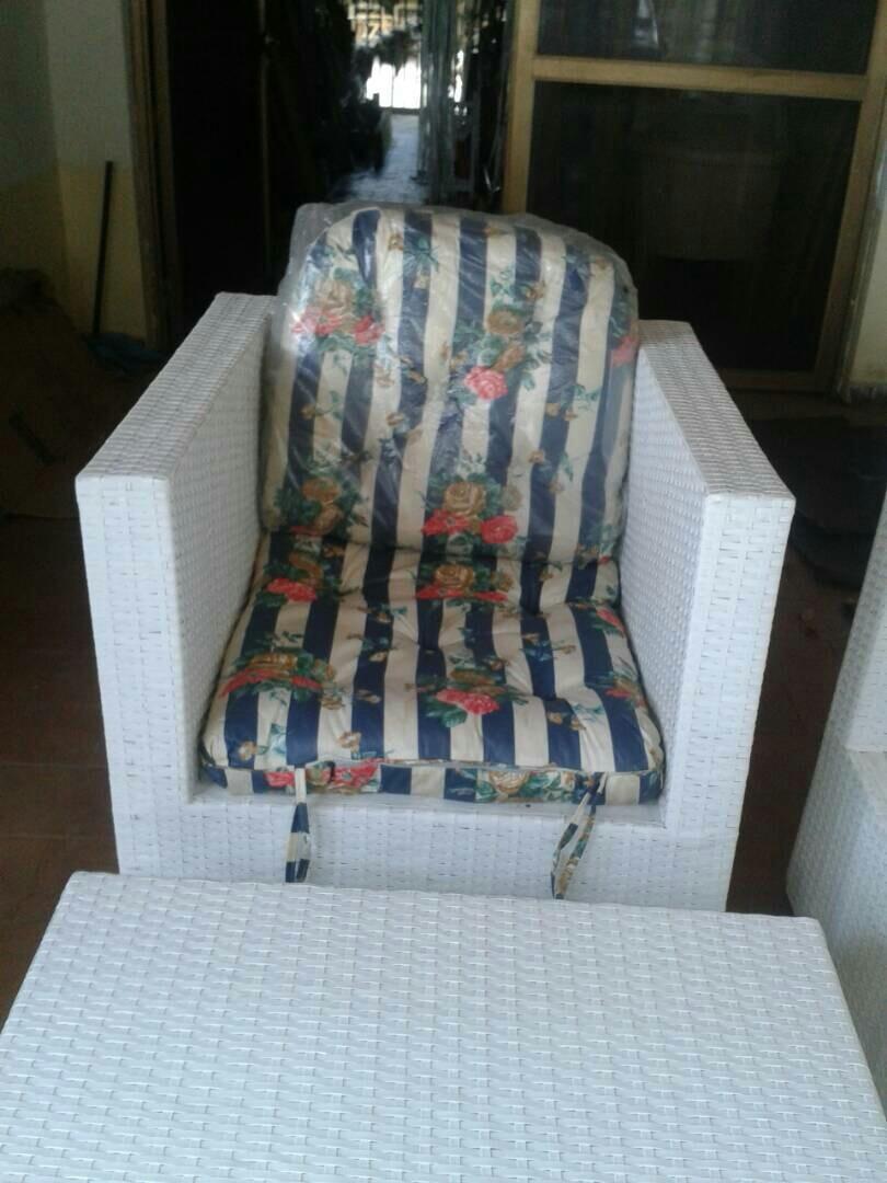 Reparaci N De Muebles En Rattan Y Cojines En Mercado Libre # Cojines Para Muebles