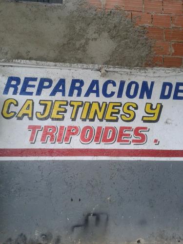 reparacion de muñones terminales cajetines bombas manimiento