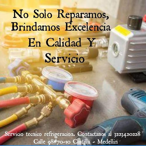 reparacion de neveras y equipos de refrigracion