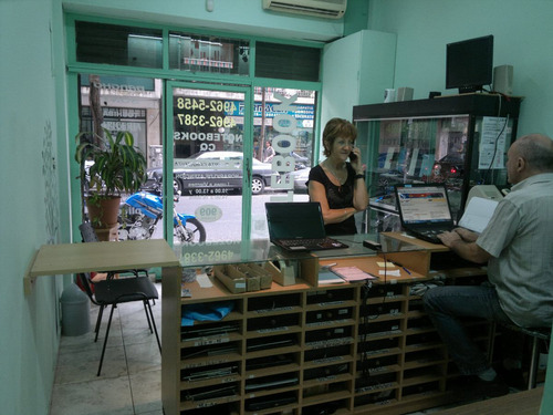 reparacion de notebook netbook dell samsung  sony lenovo