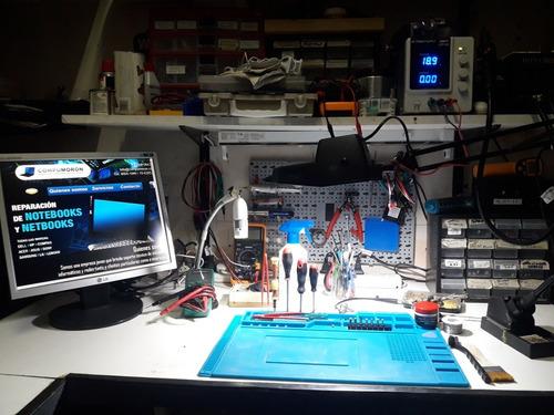 reparación de notebook - pc - consolas -tablets - zona oeste