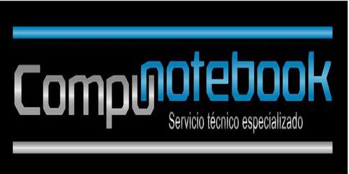 reparacion de notebook  www.compunotebook.com.ar