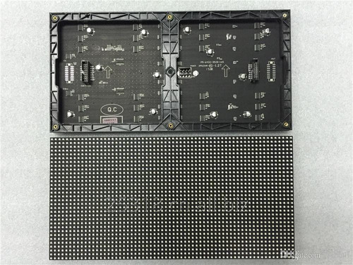 reparacion de pantalla led interior y exterior
