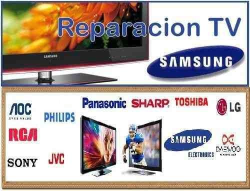reparacion de pantallas led,lcd y plasma de todas las marcas