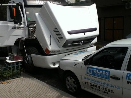 reparación de parabrisas a domicilio