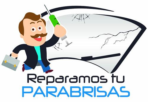 reparación de parabrisas a domicilio grietas y estilladuras