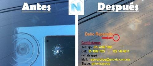 reparacion de parabrisas estrellados reparador como reparar