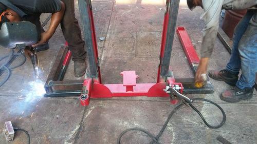 reparación de patines hidráulicos y apiladores hidráulicos