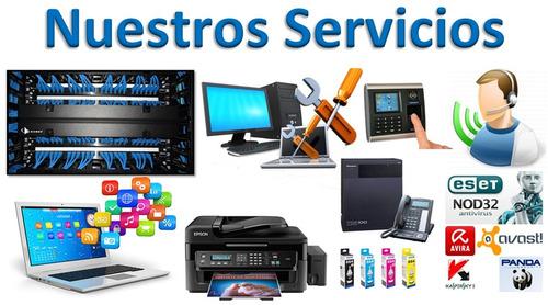 reparación de pc y laptop