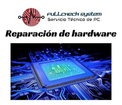 reparación de pc y redes
