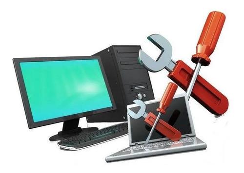 reparacion de pc,net,notebook,all one y reinstalación s.o.
