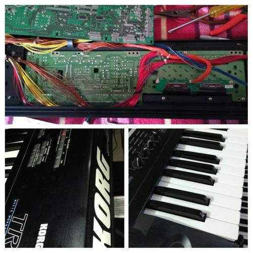reparación de pianos electronicos