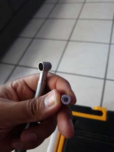 reparación de piezas de mano dentales