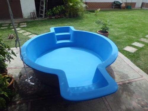 reparacion de piscinas en fibra de vidrio